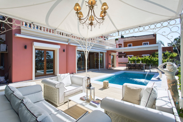 4 Bedroom4, Bathroom Villa For Sale in Rocío de Nagüeles, Marbella