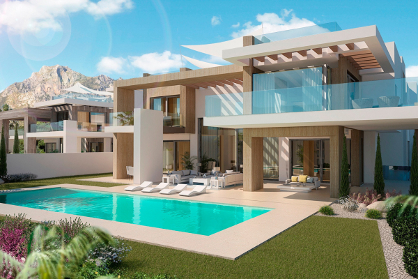 7 Bedroom, 8 Bathroom Villa For Sale in Rocío de Nagüeles, Marbella