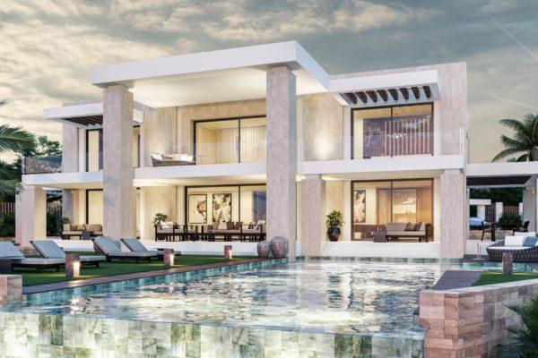 5 Bedroom, 5 Bathroom Villa For Sale in Sierra Blanca, Marbella
