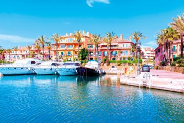 Sotogrande, A Luxury Community On The Costa Del Sol